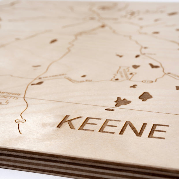 Keene-Etched Atlas