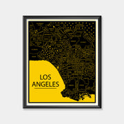 Cal State LA (LA Area Map)