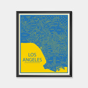 UCLA (LA Area Map)