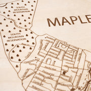 Maplewood-Etched Atlas