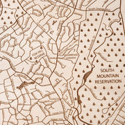 Millburn Closing Housewarming Gift - Etched Atlas