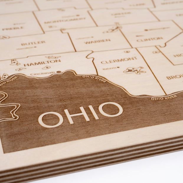 Southwest Ohio-Etched Atlas