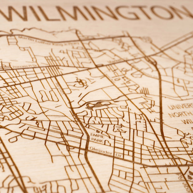 Wilmington-Etched Atlas