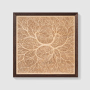 Wood Art 1 Custom Wedding Gift - Etched Atlas