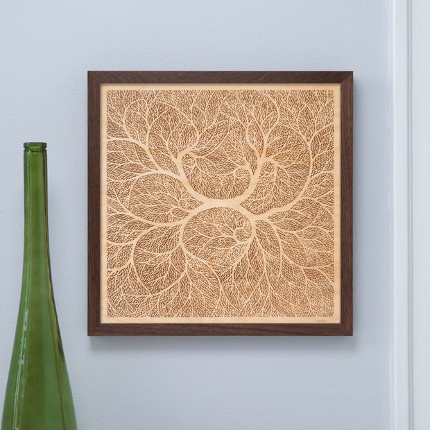 Wood Art 1-Etched Atlas
