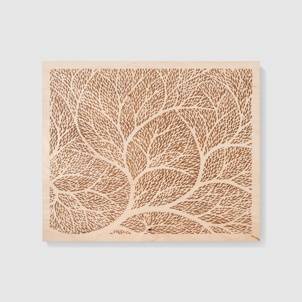 Wood Art 3-10x12-Unframed-No-Etched Atlas