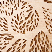 Wood Art 7 Tree of Life Art - Etched Atlas