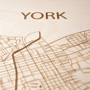 York-Etched Atlas