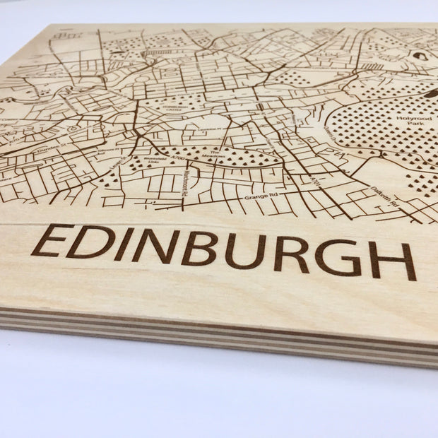 Edinburgh-Etched Atlas
