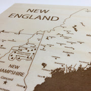 New England-Etched Atlas