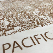 Pacific Heights-Etched Atlas
