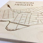 Haddon Heights-Etched Atlas
