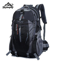 Brand 40L Outdoor mountaineering bag Hiking Camping Waterproof Nylon Travel Luggage Rucksack Backpack Bag F1#W21