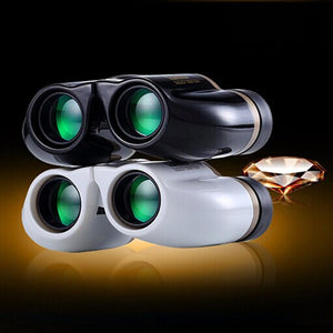 High Quality  30X22 Pocket Size Portable HD Night Vision Binoculars Telescope Hunting Camping#13-20