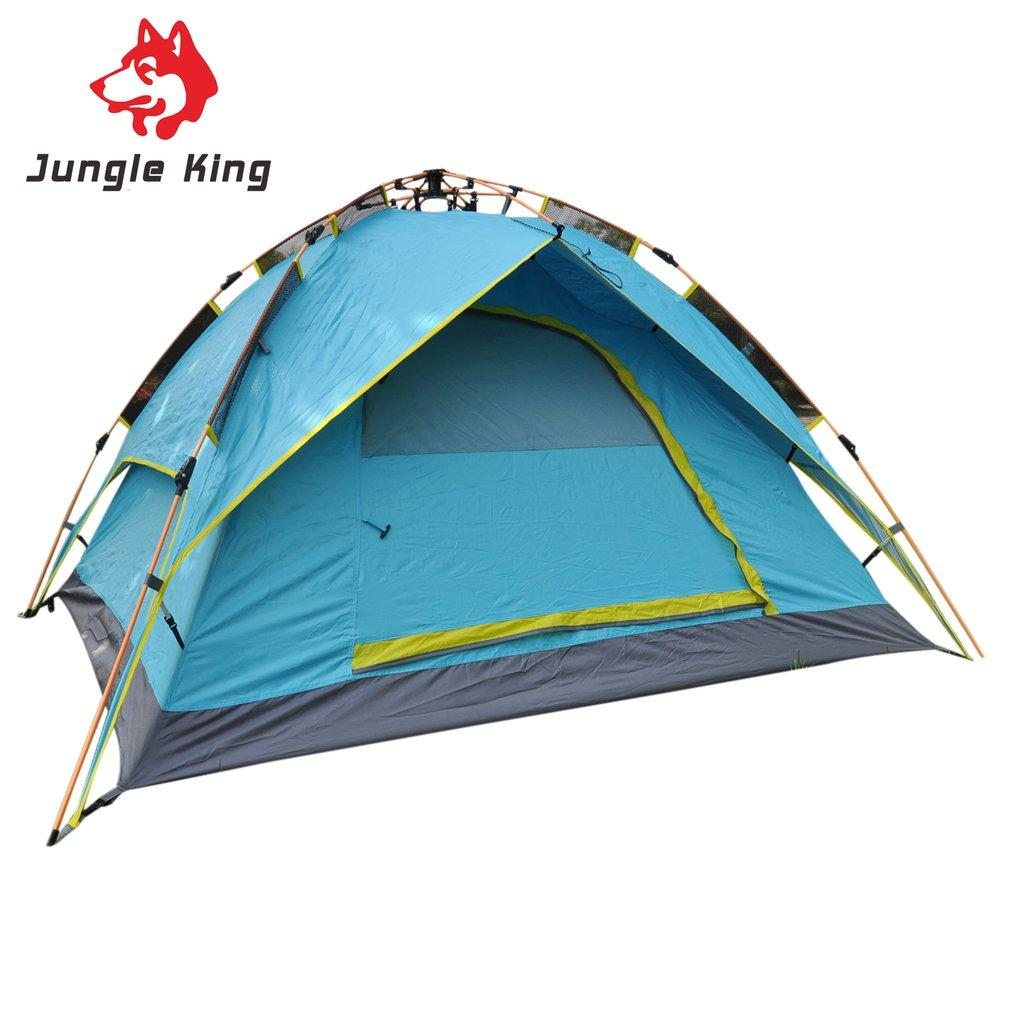 Multifunctional Automatic Tents Sunshade Detachable Awning Shelter Waterproof For Hiking Camping fishing Leisure Party Beach
