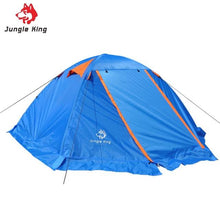 Two Persons With Snow Skirt Aluminum Rod Camping Tent Waterproof Beach Tent Rainproof For Outdoor Travel Hiking fishing climbing