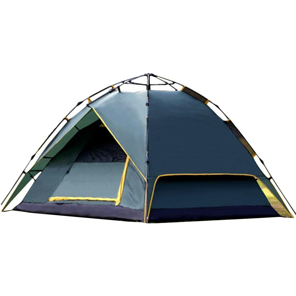 Desert Camel CS069 Three-use Automatic Tent Outdoor Camping Tent Rain Proof Anti-UV Shelter For Fishing Hiking Travel
