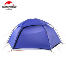 Naturehike Outdoor Rainproof Camping Tent Hexagonal Ultralight Windproof 2 Person Tent Hiking Climbing Waterproof Coating Tent