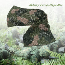 Camping Military Hunting Netting Camouflage Hunting Shooting Net Desert Woodland 1.5*4m