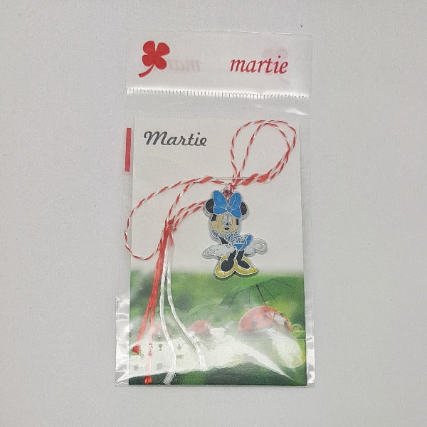 Martisor Donald, Daisy or Minnie Mouse