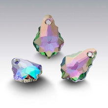 Load image into Gallery viewer, Baroque Crystal Earrings (S) | Choose your colour