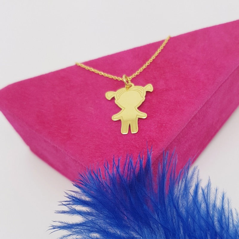 Gold Plated Feather Long Pendant /& Necklace New in Gift Box