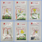 Martisor Winnie, Butterfly, Ducky, Ladybug, Tweety, Bee