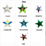 Little Miss Star Ear Studs | Choose your colour