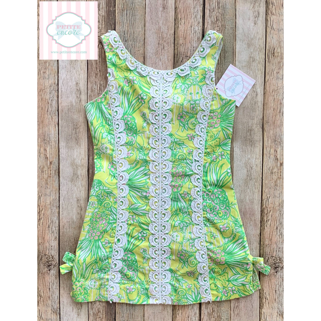 Lilly Pulitzer shift dress 6