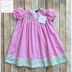 Easter dress by Lil Cactus 2T
