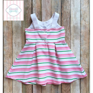 Janie and Jack dress 18-24m