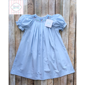 Smocked dress by Be Mine 2T