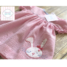 Easter dress by Petit Pomme 6m