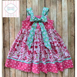 Valentine dress by Jelly The Pug 6