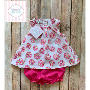 Two piece by First Impressions 3-6m