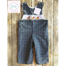 Smocked one piece 18m