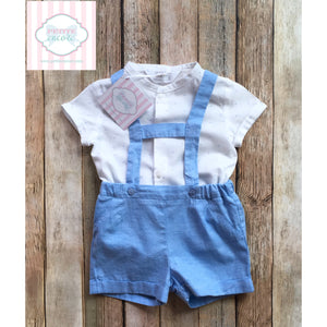 Mayoral two piece 6-9m