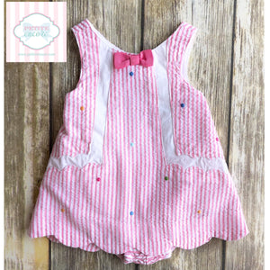 Gymboree one piece 5-9lbs/Preemie