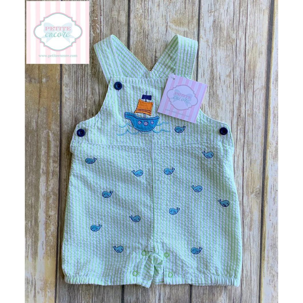 Overalls by Nursery Rhyme 3-6m