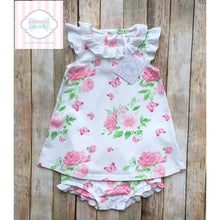 Floral two piece 18m