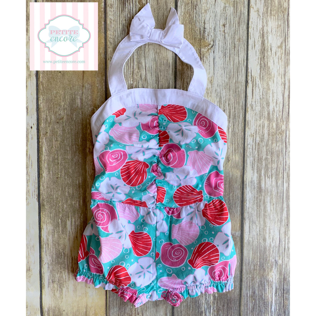 Gymboree one piece 6-12m
