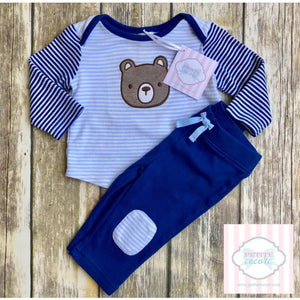 Gymboree two piece 3-6m