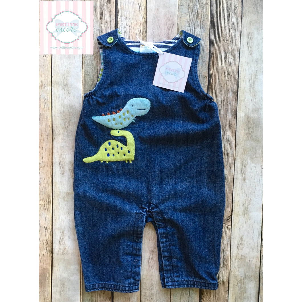 Dinosaur themed one piece 6-9m