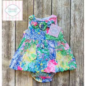 Lilly Pulitzer two piece 3-6m