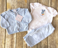 Lullaby Club 3 piece bunny themed set 3m
