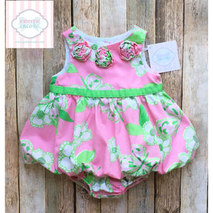 Lilly Pulitzer dress 3-6m