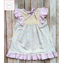 Shrimp & Grits Serendipity dress 2T-3T