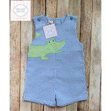Alligator themed one piece 18m