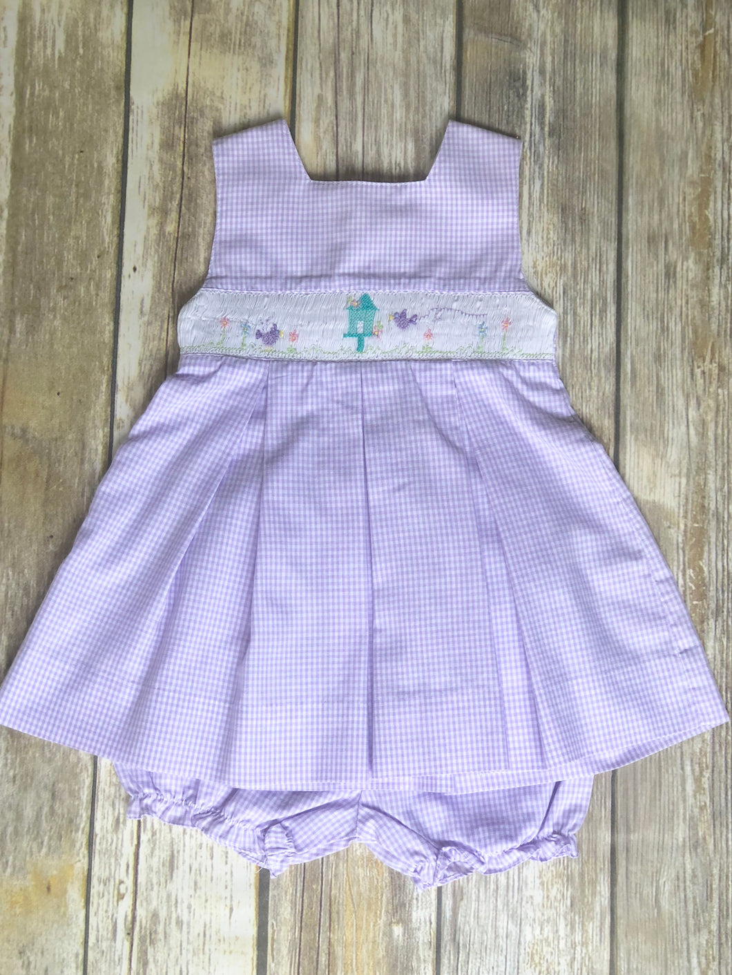 Two piece 6-9m