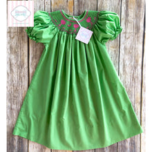 Rosalina smocked dress 3T